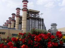 نیروگاه سیکل ترکیبی کرمان
